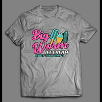 "BIG WORM'S ICE CREAM ""FRIDAY"" SHIRT"