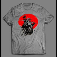 BOBA FETT SAMUARI OLDSKOOL CUSTOM SHIRT - Old Skool Shirts