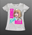 CINDER FUCKIN' RELLA PRETTY WOMAN LADIES SHIRT