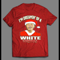 DAVE CHAPPELLE CLAYTON BIGSBY DREAMIN' OF A WHITE CHRISTMAS HOLIDAY SHIRT