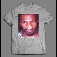 COKED UP MIKE TYSON VINTAGE PARTY PHOTO SHIRT