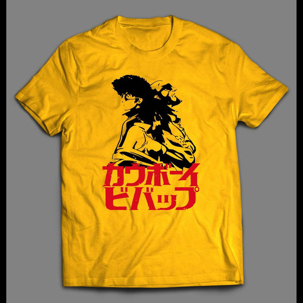 COWBOY BEBOP ANIME HIGH QUALITY SHIRT