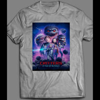 HALLOWEEN CRITTER'S MOVIE POSTER ART SHIRT - Old Skool Shirts