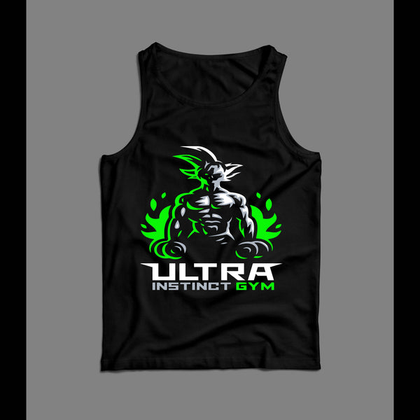 DRAGON BALL Z ULTRA GYM MEN'S WORKOUT MEN'S TANK TOP