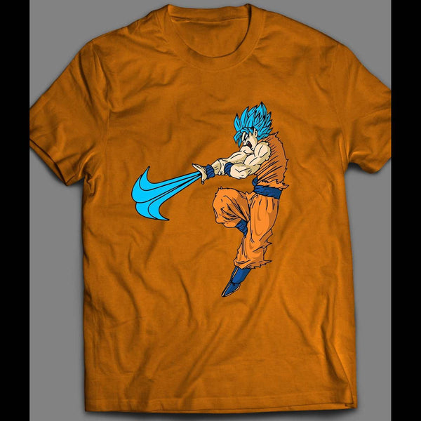 DRAGON BALL Z INSPIRED CARTOON PARODY SHIRT - Old Skool Shirts