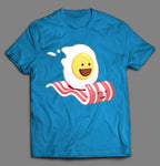 EGGS AND BACON PLAYING SHIRT