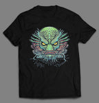 FISH FACE LAGOON MONSTER SHIRT