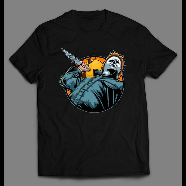 MICHAEL MYERS UNDER THE MOON HALLOWEEN MOVIE SHIRT