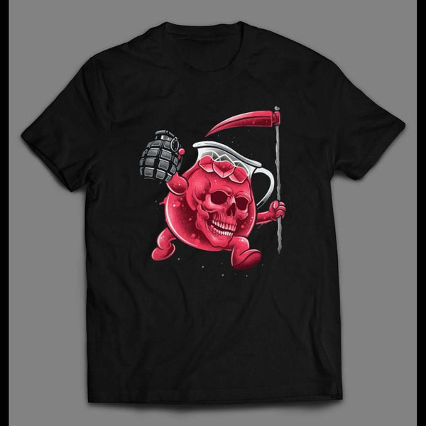 KILLER KOOL-AID CUSTOM HALLOWEEN ART HIGH QUALITY SHIRT