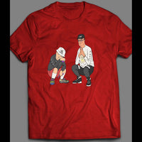 KING OF THE HILL HANK & BOBBY RAP INSPIRED SHIRT - Old Skool Shirts