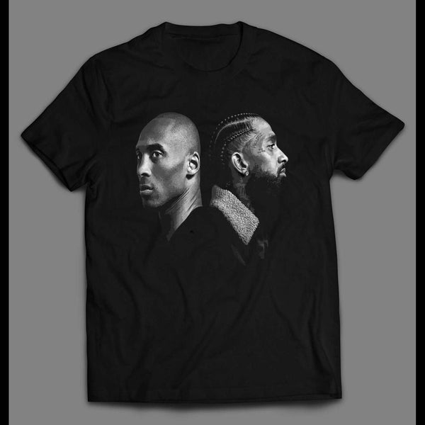 KOBE AND NIPSEY LOS ANGELES GREATEST SHIRT