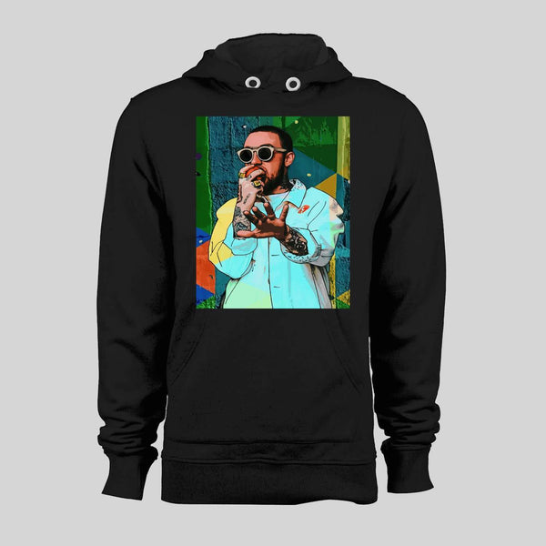 MAC MILLER POP ART HIGH QUALITY HOODIE / SWEATER