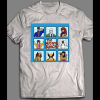 THE MUTANT BUNCH X-MEN PARODY SHIRT - Old Skool Shirts