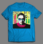 RBG RUTH BADER GINSBURG TRUTH POP ART SHIRT