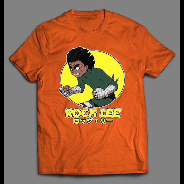 ROCK LEE NARUTO SHIPPUDEN ANIME HIGH QUALITY SHIRT
