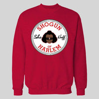 LAST DRAGON SHOGUN OF HARLEM ALL STAR PARODY HOODIE /SWEATSHIRT