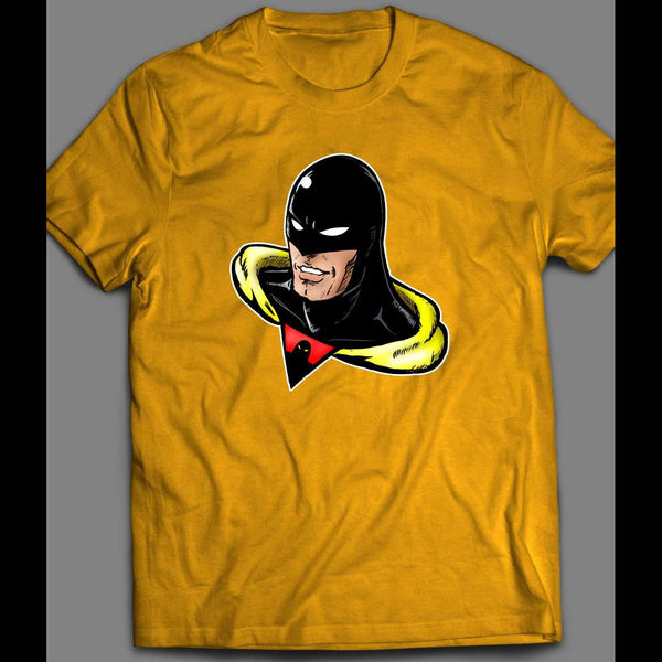 CULT CLASSIC CARTOON SPACE GHOST CUSTOM ART T-SHIRT