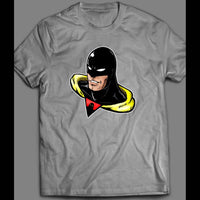 CULT CLASSIC CARTOON SPACE GHOST CUSTOM ART SHIRT - Old Skool Shirts