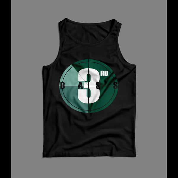 OLDSKOOL HIP HOP GROUP 3RD BASS LOGO TANK TOP
