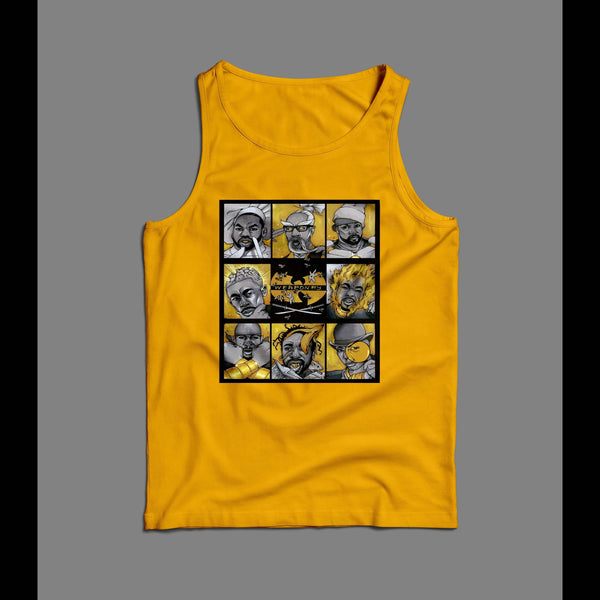NEW YORK HIP HOP GROUP WEAPONRY TANK TOP