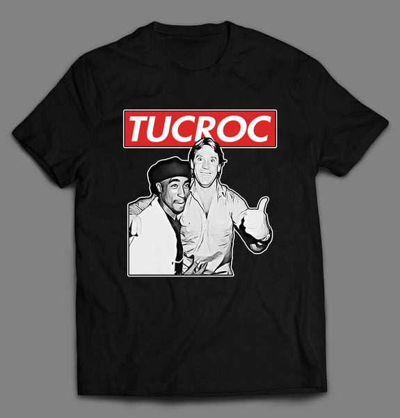 PAC X THE CROC HUNTER WEST COAST TUCROC RARE SHIRT
