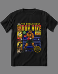 IRON MIKE KID DYNAMITE COMIC BOOK VIDEO GAME PARODY HIGH QUALITY SHIRT