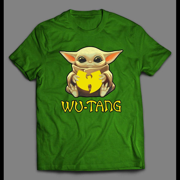 STAR BABY ALIEN WU-HUG SHIRT - Old Skool Shirts