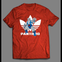 SPORTS WEAR MASHUP THUNDERCAT PANTHRO CUSTOM ART SHIRT - Old Skool Shirts