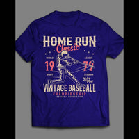 1979 VINTAGE BASEBALL CLASSIC CHAMPIONSHIP *OLDSKOOL ART* Men Shirt *FULL FRONT* - Old Skool Shirts