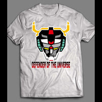 1980'S CARTOON VOLTRON DEFENDER OF THE UNIVERSE SHIRT - Old Skool Shirts