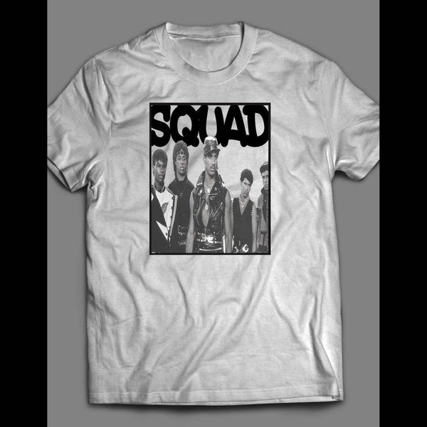1980'S MOVIE BREAKIN' BOOGALOOS SQUAD SHIRT - Old Skool Shirts