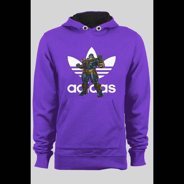 ADIDAS THANOS MASH UP WINTER HOODIE - Old Skool Shirts