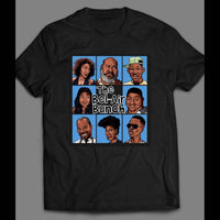 FRESH PRINCE OF BEL-AIR/ BRADY BUNCH STYLE PARODY T-SHIRT