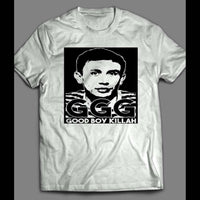 GENNADY GOLOVKIN (GGG) GOOD BOY KILLAH BOXING SHIRT - Old Skool Shirts