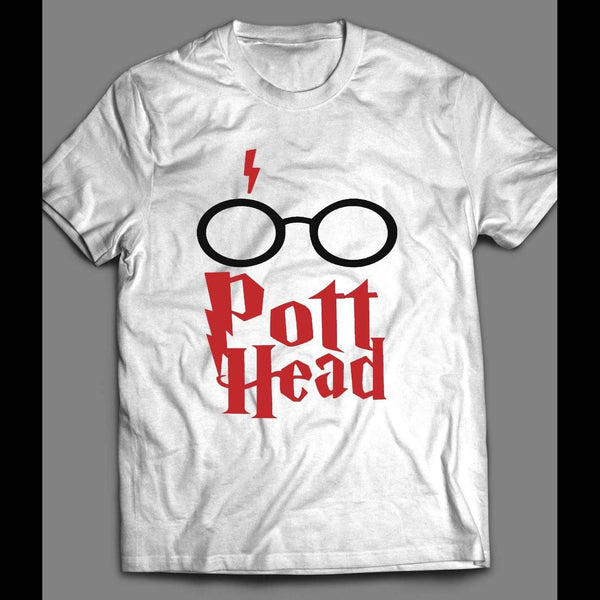 HARRY POTTER PARODY (POTTHEAD) SHIRT - Old Skool Shirts