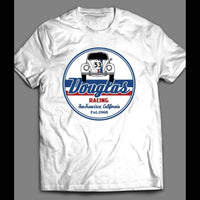 HERBIE THE BUG DOUGLAS RACING MOVIE SHIRT - Old Skool Shirts