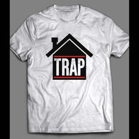 HIP HOP STYLE TRAP HOUSE SHIRT - Old Skool Shirts