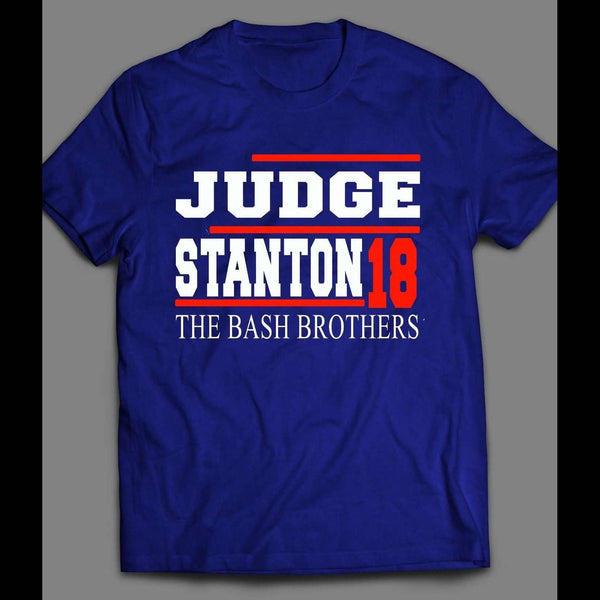 best loved 5e084 901eb JUDGE STANTON 18 THE BASH BROTHERS T-SHIRT