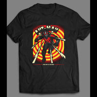 ANT MAN COMIC BOOK ART POSTER T-SHIRT - Old Skool Shirts