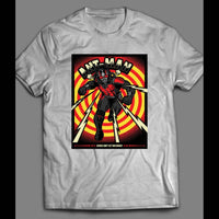 ANT MAN COMIC BOOK ART POSTER SHIRT - Old Skool Shirts
