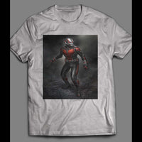 ANT MAN MOVIE ART POSTER SHIRT - Old Skool Shirts
