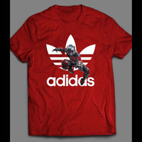 ANT-MAN SPORTS WEAR PARODY SPORTY ART SHIRT - Old Skool Shirts
