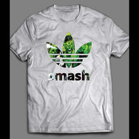 INCREDIBLE HULK SMASH COMIC BOOK ART SPORT SHIRT - Old Skool Shirts