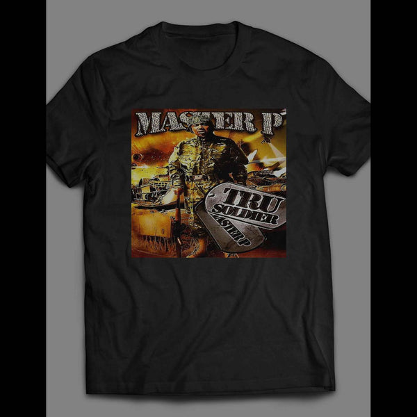MASTER P INSPIRED ALBUM COVER SHIRT - Old Skool Shirts