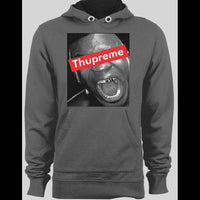 MIKE TYSON THUPREME (SUPREME) PARODY FUNNY HOODIE - Old Skool Shirts