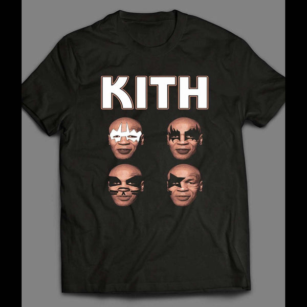 "MIKE TYSON'S KISS PARODY ""KITH"" T-SHIRT"