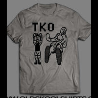 "MIKE TYSON'S PUNCH OUT ""TKO"" T-SHIRT"