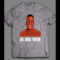 MIKE TYSON'S PUNCH OUT 8-BIT OLDSKOOL FIGHTER T-SHIRT