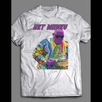NOTORIOUS THANOS HIP HOP INSPIRED SHIRT - Old Skool Shirts