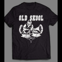 OLDSKOOL DJ THOMAS EDISON SHIRT - Old Skool Shirts
